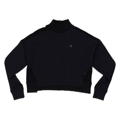 CONVERSE SWEATER KNIT MOCK NECK
