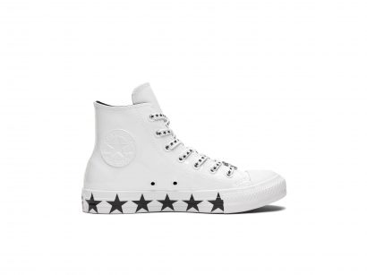 Converse x Miley Cyrus Chuck Taylor All Star Faux Patent Leather High Top