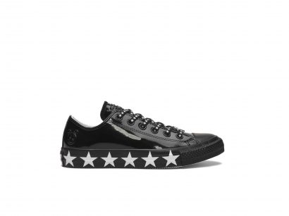 Converse x Miley Cyrus Chuck Taylor All Star Faux Patent Leather Low Top