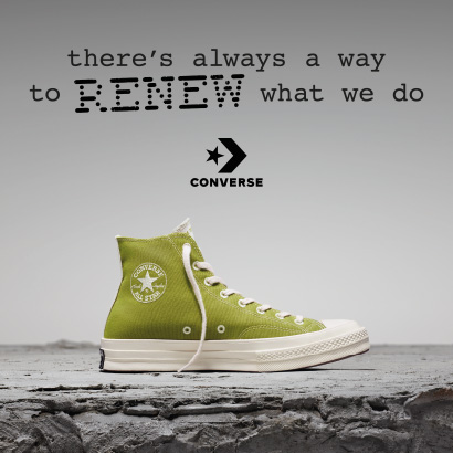 CONVERSE RENEW CANVAS