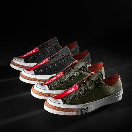 CONVERSE TEAMS UP WITH UNDEFEATED AND CLOT ON COLLECTION