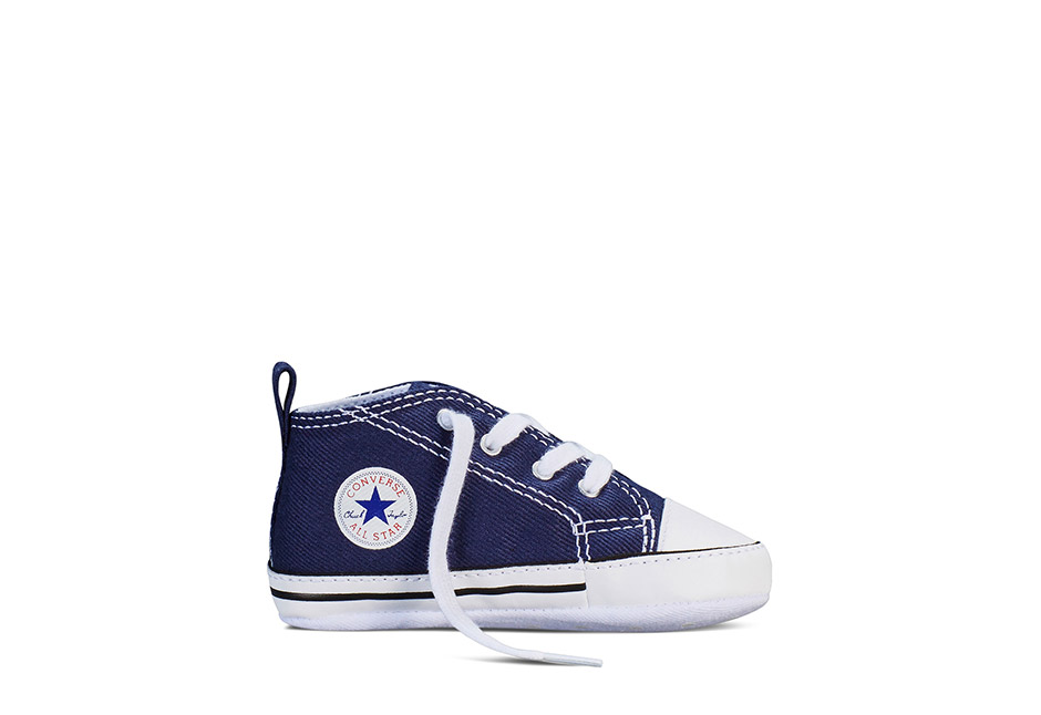 Crib Chuck Taylor All Star First Star Carryover Navy