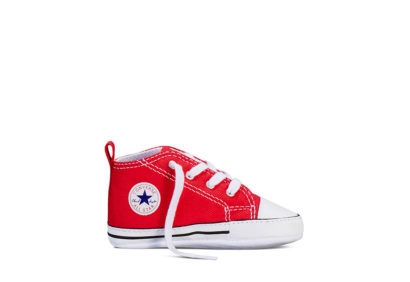 Crib Chuck Taylor All Star First Star Carryover Red