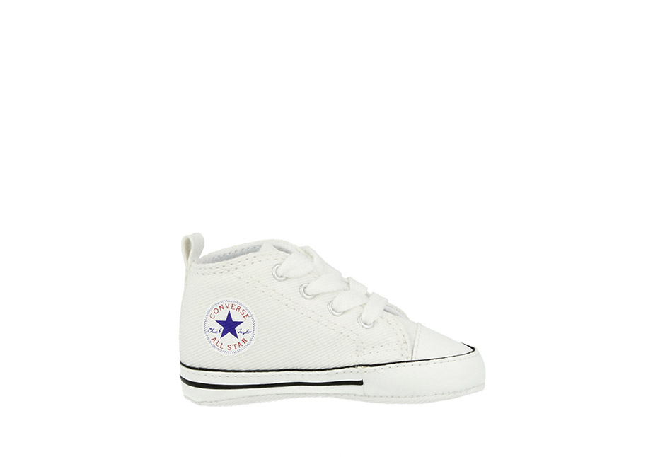 Crib Chuck Taylor All Star First Star Carryover White