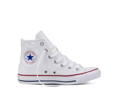 Chuck Taylor All Star Core Hi White