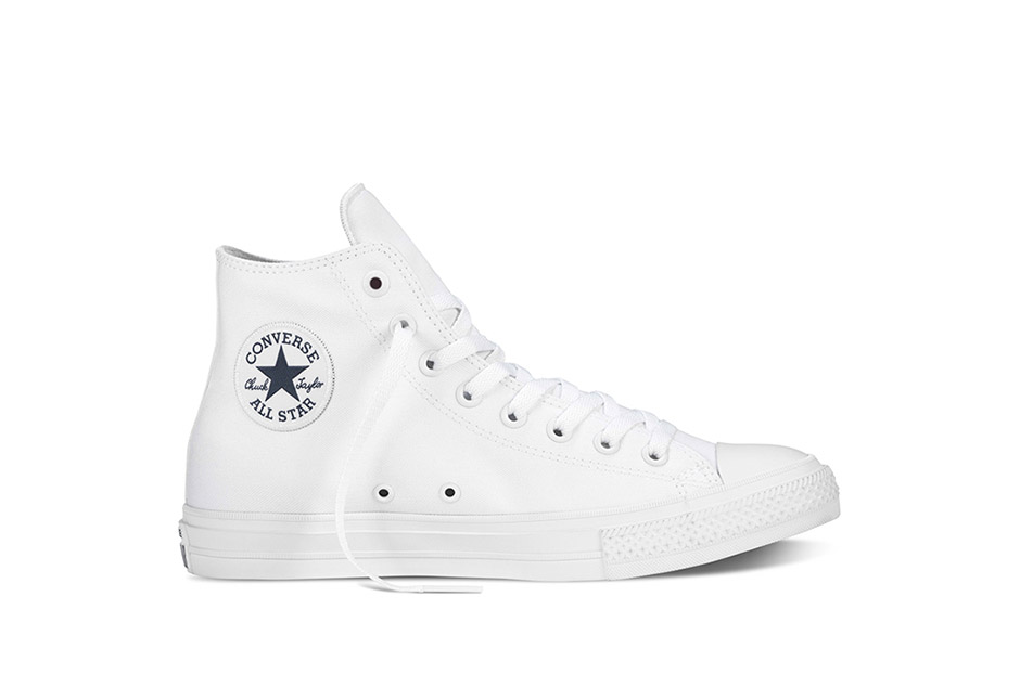 Chuck Taylor All Star Core II Hi White