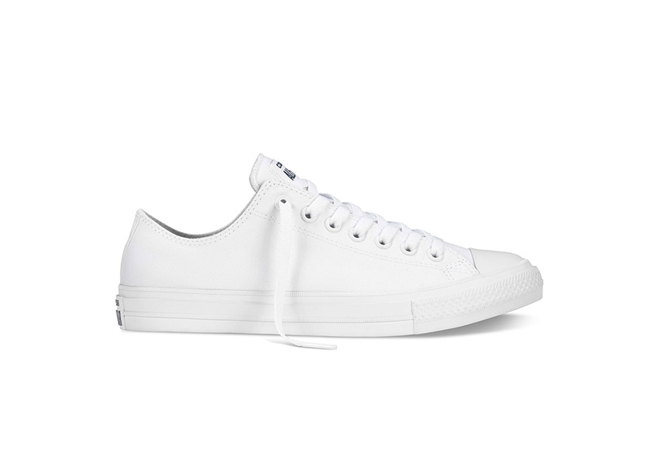 Unisex Chuck Taylor All Star Core II White
