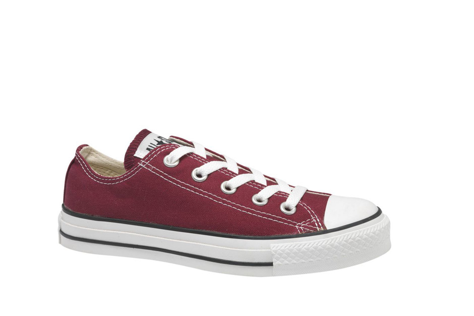 Chuck Taylor All Star Core Ox Maroon