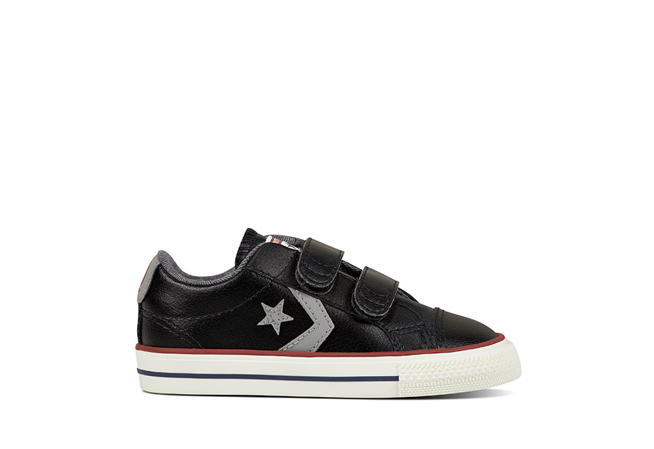 Infant Star Player EV 2V Leather Black