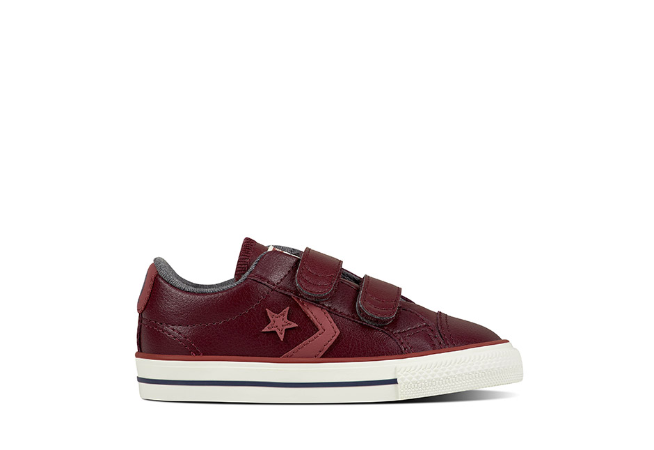 Infant Star Player EV 2V Leather Dark Sangria