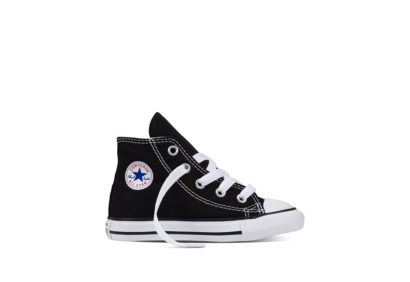 Infant Chuck Taylor All Star Core Hi Black