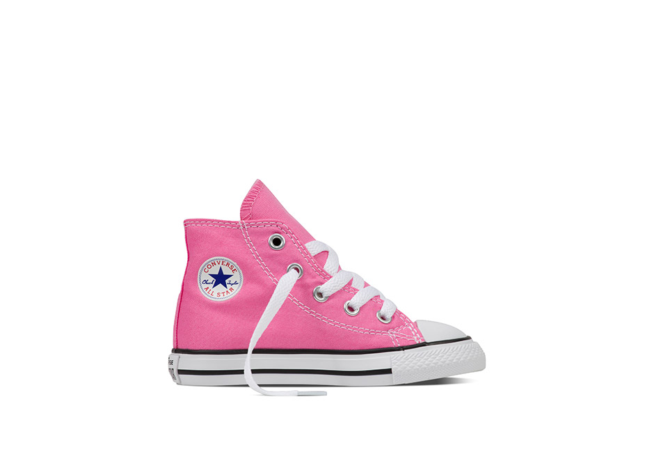 Infant Chuck Taylor All Star Core Hi Pink