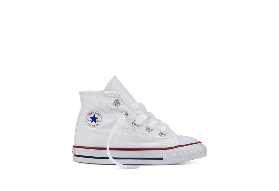 Infant Chuck Taylor All Star Core Hi White
