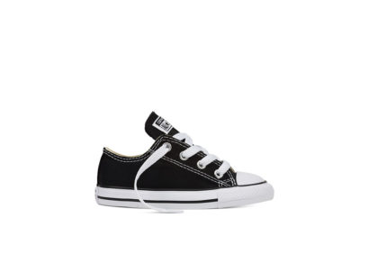 Infant Chuck Taylor All Star Core Ox Black