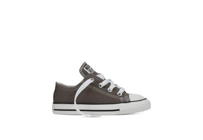 Infant Chuck Taylor All Star Core Ox Charcoal
