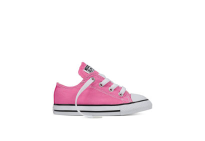 Infant Chuck Taylor All Star Core Ox Pink
