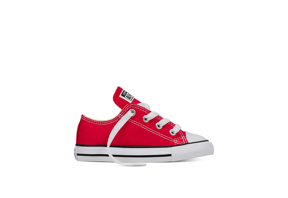 Infant Chuck Taylor All Star Core Ox Red