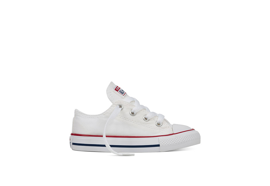 Infant Chuck Taylor All Star Core Ox White