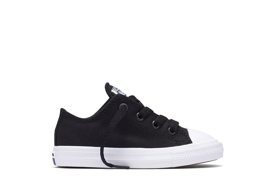 Infant Chuck Taylor All Star II Ox Black