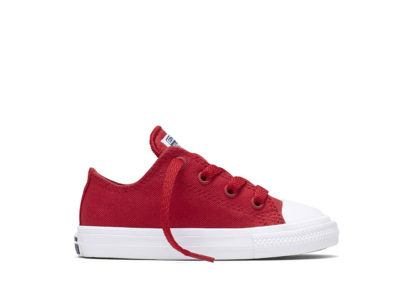 Infant Chuck Taylor All Star II Ox Red