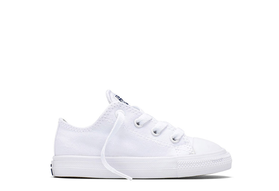 Infant Chuck Taylor All Star II Ox White