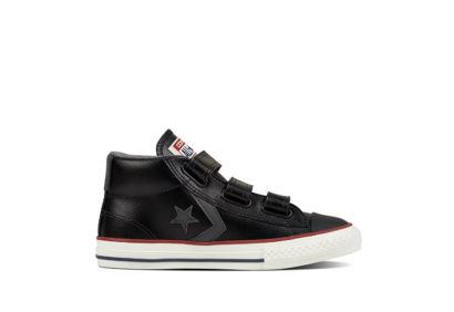Junior Star Player EV 2V Leather Black