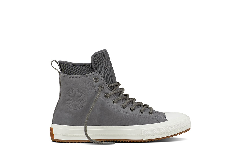 Unisex CT WP Boot Nubuck Mason