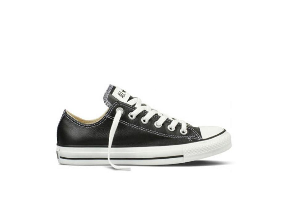 Unisex Chuck Taylor All Star Carryover Leather Black