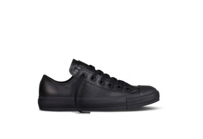 Unisex Chuck Taylor All Star Carryover Leather Mono Black