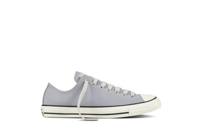 Unisex Chuck Taylor All Star Coated Leather Cool Grey