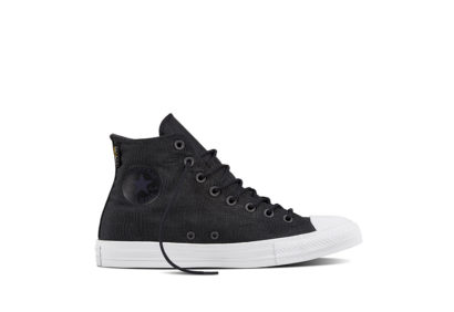 Unisex Chuck Taylor All Star Cordura Black