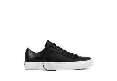 Unisex Chuck Taylor All Star Modern Engineered Leather Black