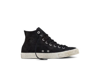 Unisex Chuck Taylor All Star Nubuck Black