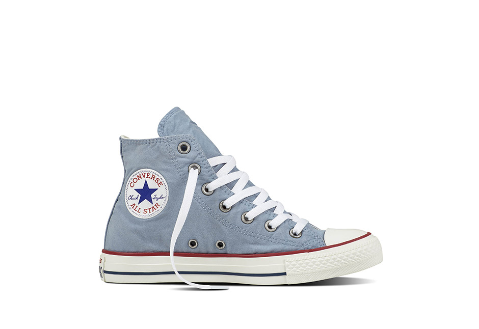 Unisex Chuck Taylor All Star Ombre Wash Blue