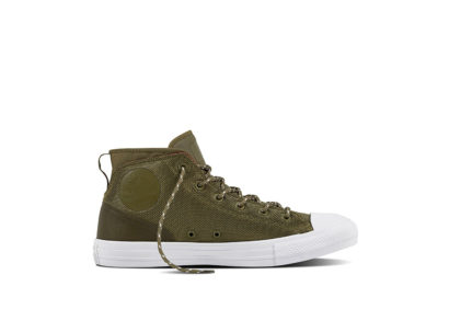 Unisex Chuck Taylor All Star SYDE Street Knit TPU Medium Olive