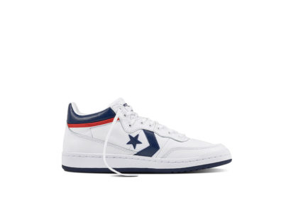 Unisex Fastbreak 83 Core Leather White Midnight