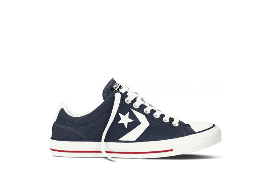 Unisex Star Player EV Carryover Navy White