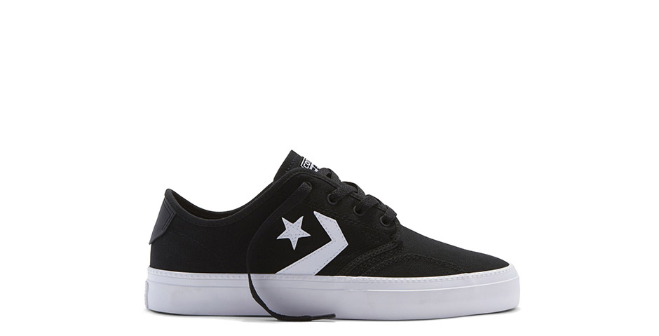 Unisex Zakim Core Canvas Black
