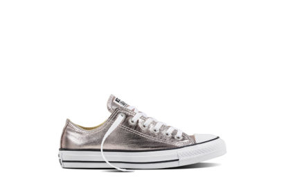 Women Chuck Taylor All Star Metallic Canvas Rose