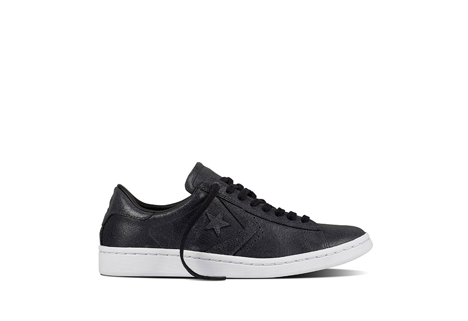 Women PL LP Powder Suede Black