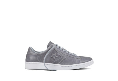 Women PL LP Powder Suede Wolf Grey
