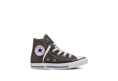 Youth Chuck Taylor All Star Core Charcoal Hi