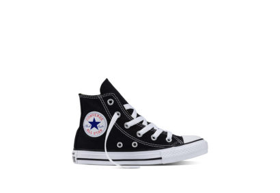 Youth Chuck Taylor All Star Core Hi Black