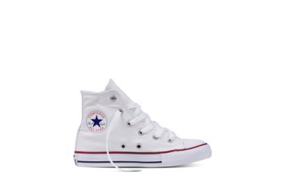 Youth Chuck Taylor All Star Core Hi White