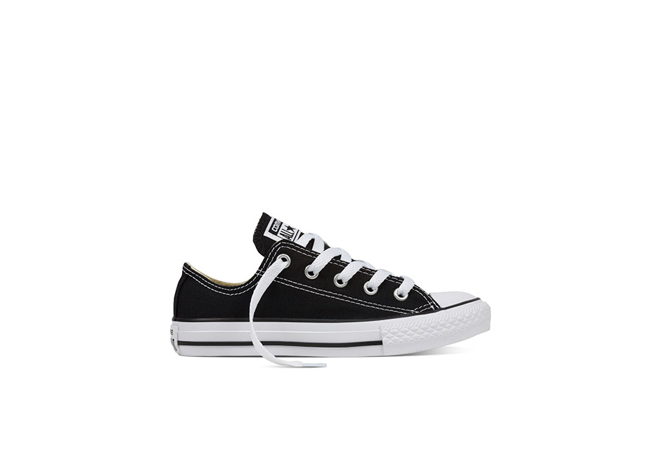 Youth Chuck Taylor All Star Core Ox Black