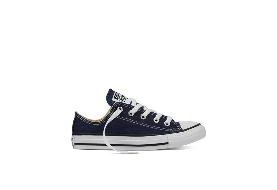 Youth Chuck Taylor All Star Core Ox Navy