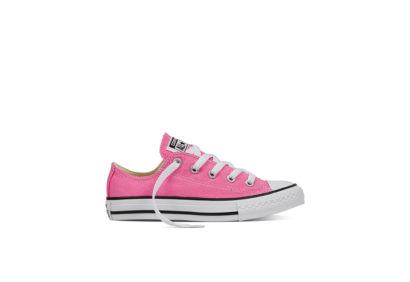 Youth Chuck Taylor All Star Core Ox Pink