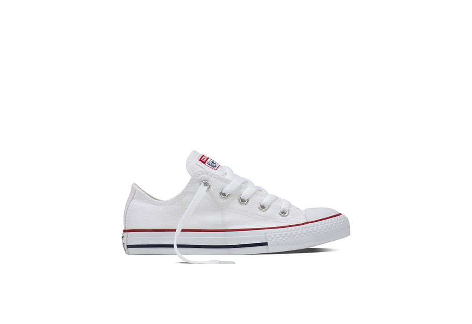 Youth Chuck Taylor All Star Core Ox White