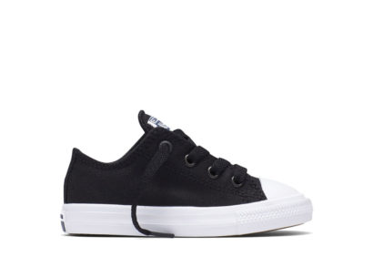 Youth Chuck II Core Ox Black