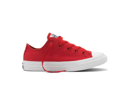 Youth Chuck II Core Ox Salsa Red